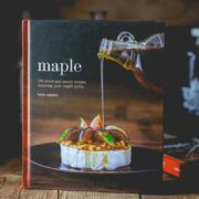 Maple Cookbook by Katie Webster