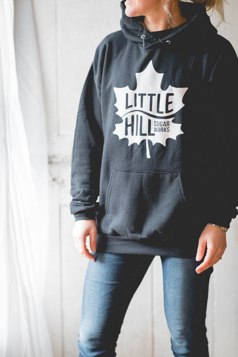 Little Hill Sugarworks Hoodie Sweatshirt