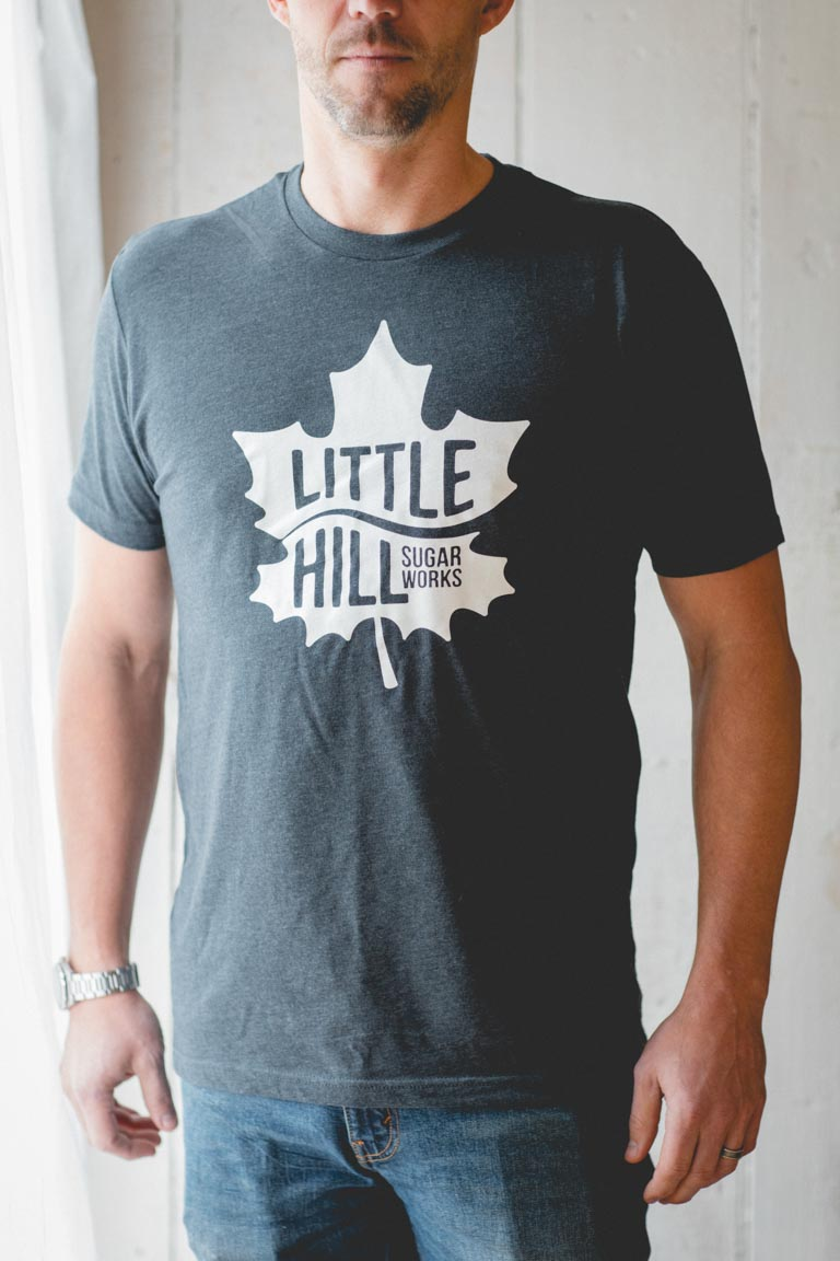 Little Hill Sugarworks Men's T-shirt