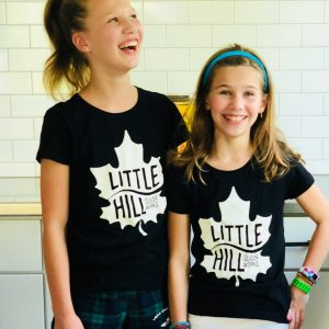 little hill childrens t-shirts