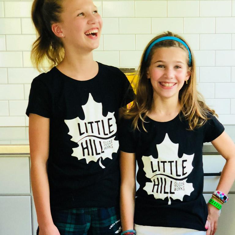 little hill childrens t-shirts